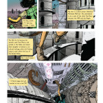 Another page from Lost Angels