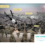 Page from Lost Angels